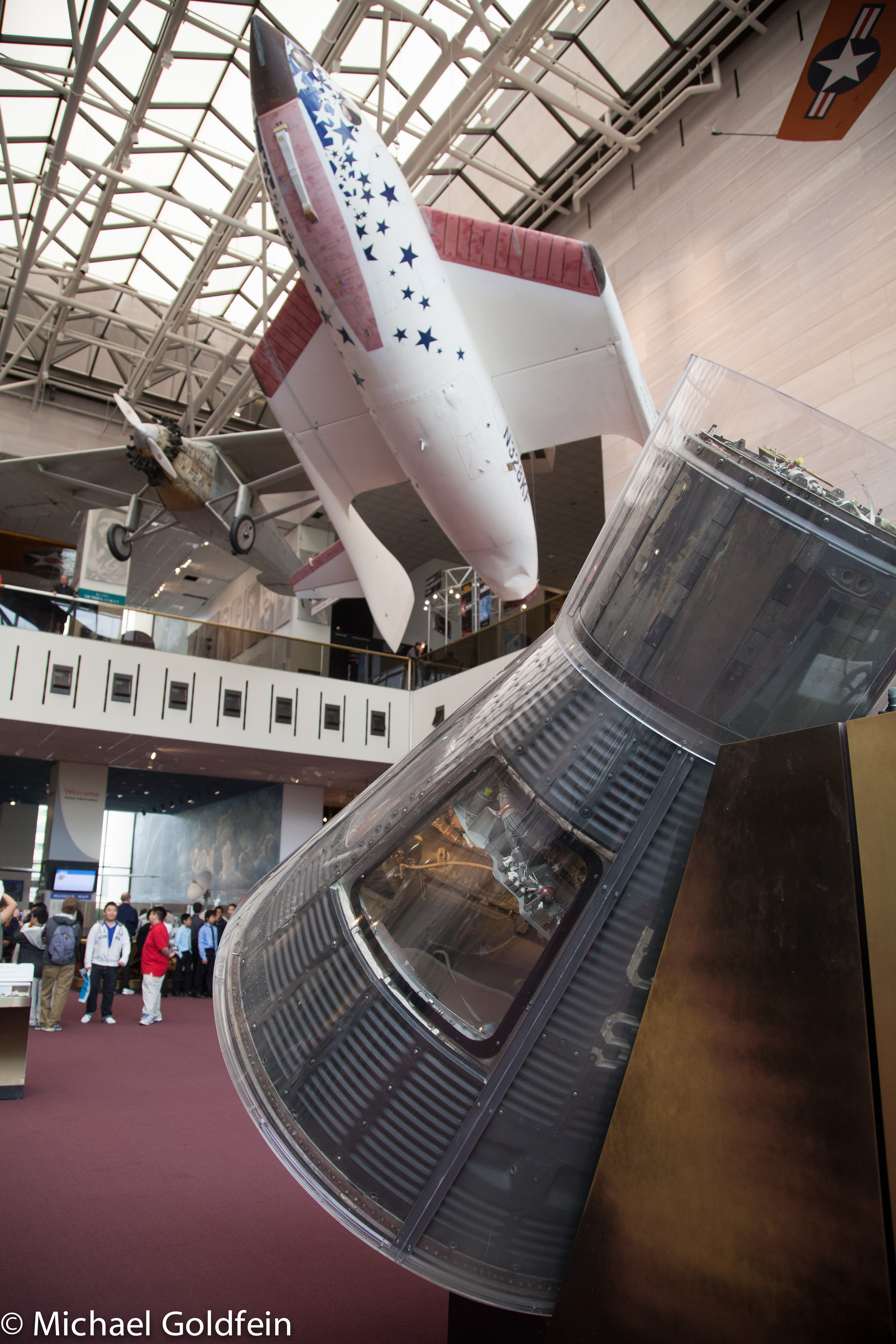 How Photography Is Used In Exhibits At The Smithsonian Air And